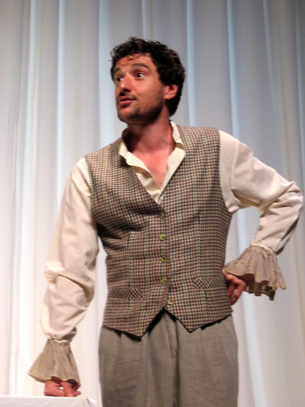 Richard-Mitou le mariage de figaro - zinc théâtre