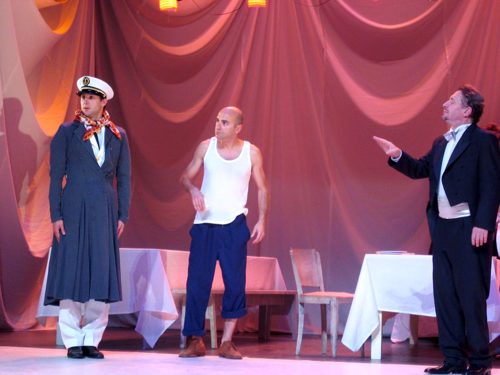 le mariage de figaro - zinc théâtre
